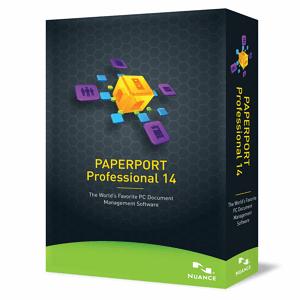 PaperPort Professional 14多國語言版