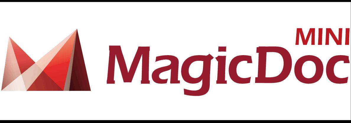 MagicDoc Mini文件辨識及擷取軟體