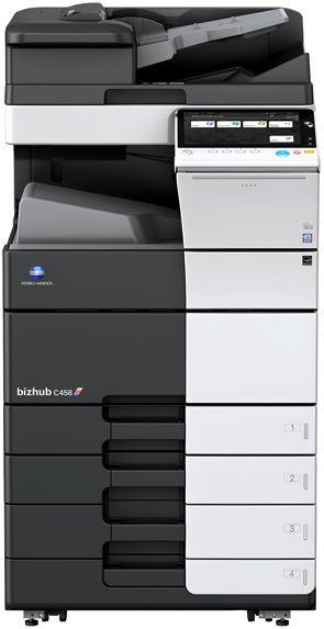bizhub C458